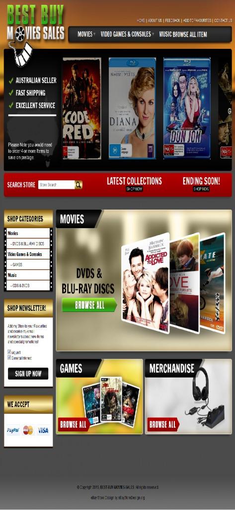 Custom Ebay Store Design Ebay Blog