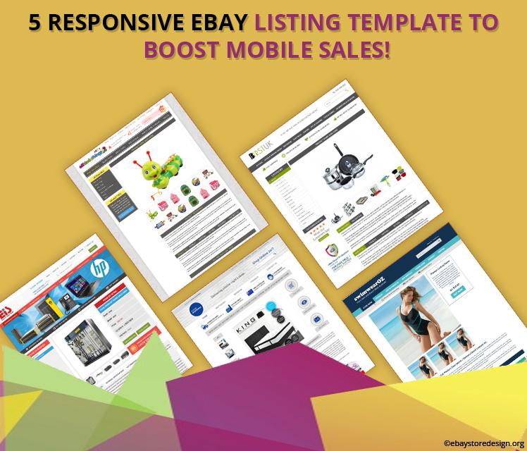 5 responsive ebay listing template to boost mobile sales ebay blog. Black Bedroom Furniture Sets. Home Design Ideas