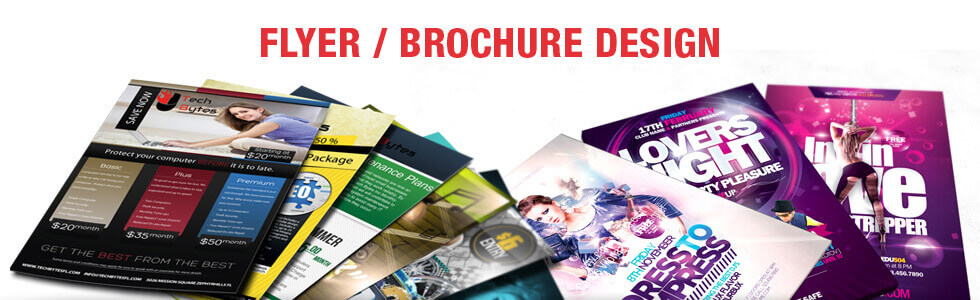 Flyer / Brochure Design by ebaystoredesign