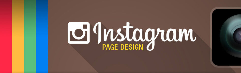 Instagram Page Design
