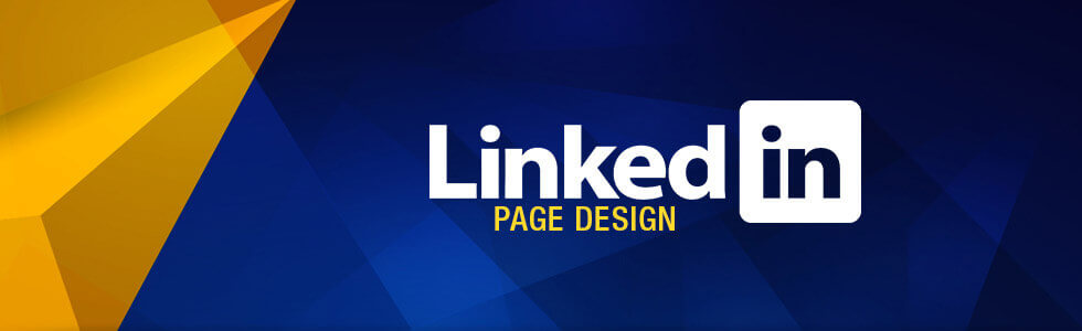 LinkedIn page design by ebaystoredesign