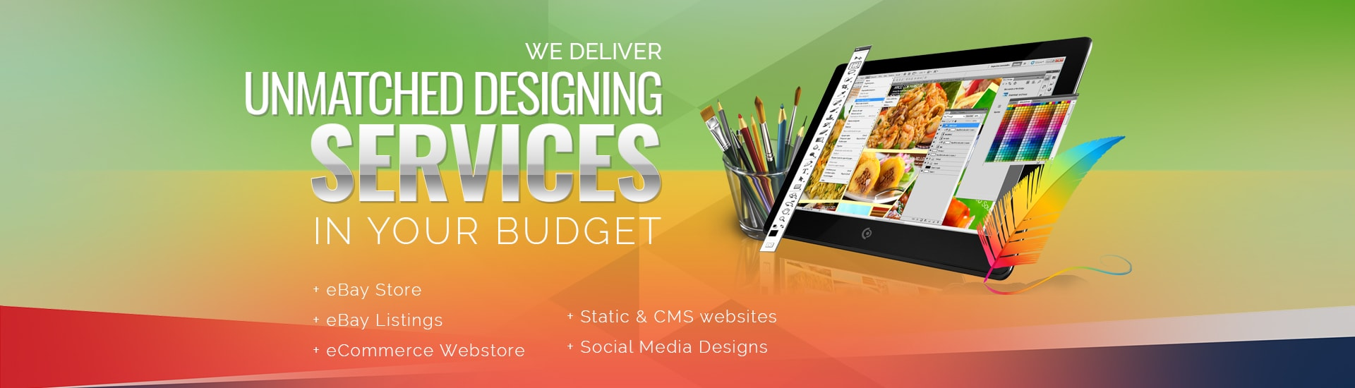 eBay Store Design Services