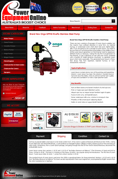 Power Equipment Online-Listing-V1