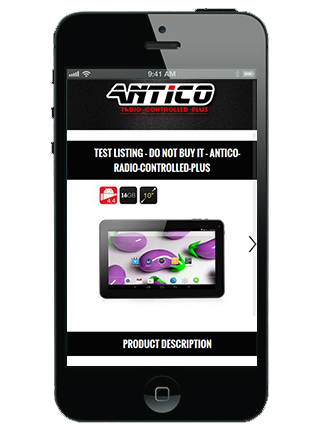Antico Radio Controlled Plus_MOBILE
